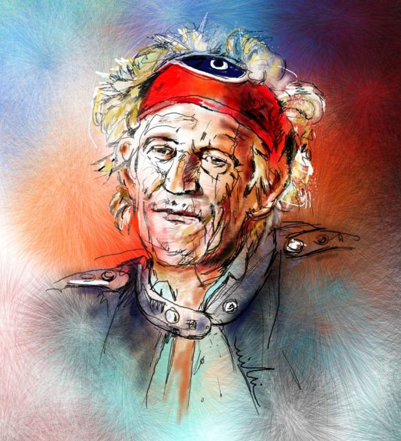 Keith Richards S