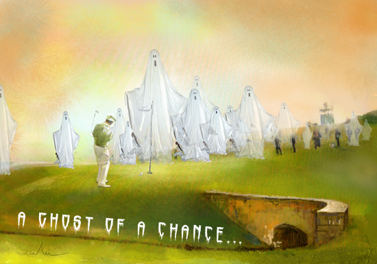 A ghost of a chance 123